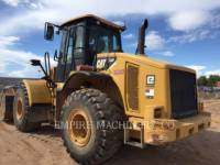 CATERPILLAR WHEEL LOADERS/INTEGRATED TOOLCARRIERS 950H FC equipment  photo 3