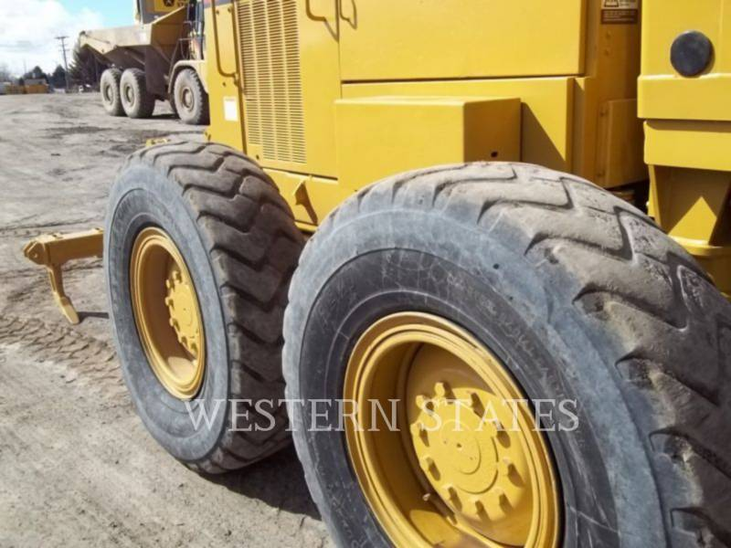 CATERPILLAR MOTORGRADER 140H equipment  photo 8