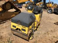 Equipment photo BOMAG BW900-2 COMPATTATORE PER ASFALTO A DOPPIO TAMBURO VIBRANTE 1