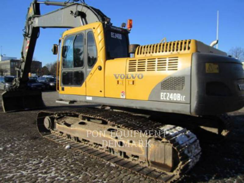 VOLVO CONSTRUCTION EQUIPMENT TRACK EXCAVATORS EC240BLC equipment  photo 9
