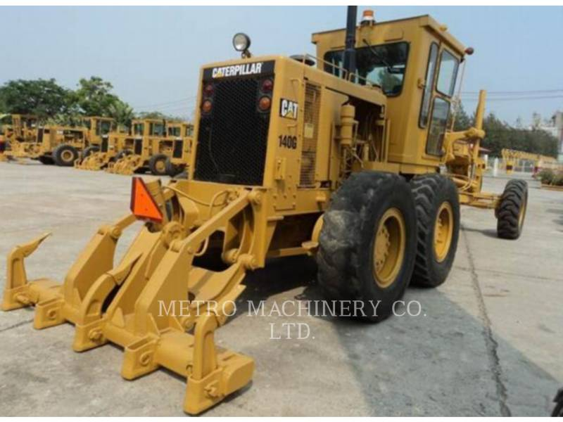 CATERPILLAR MOTONIVELADORAS 140G equipment  photo 4