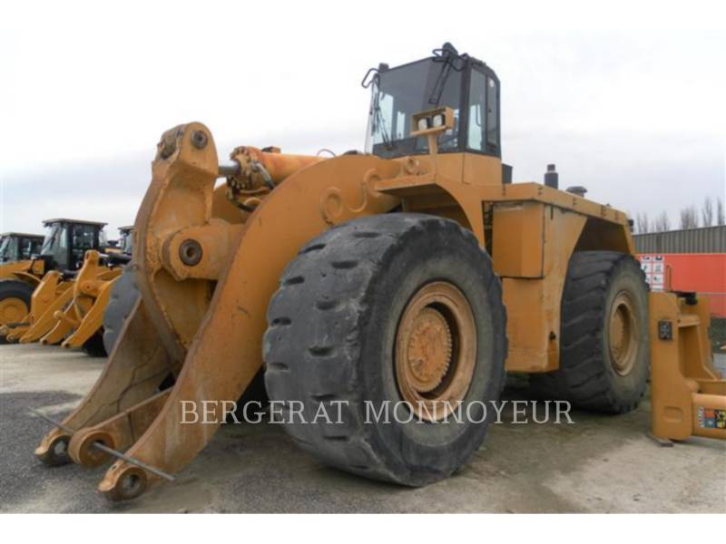 CATERPILLAR WHEEL LOADERS/INTEGRATED TOOLCARRIERS 990 equipment  photo 4