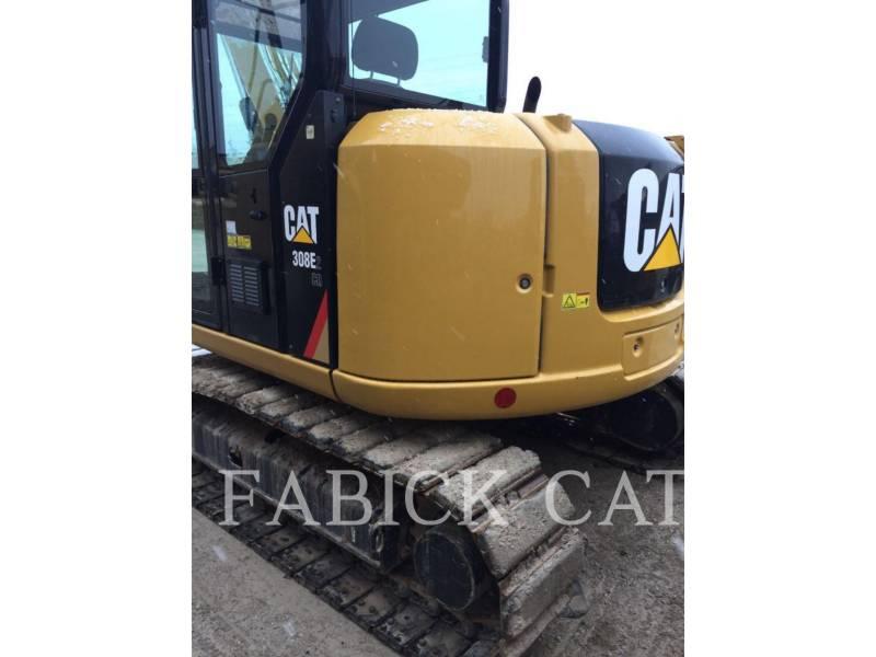 CATERPILLAR トラック油圧ショベル 308E2CRSB equipment  photo 7