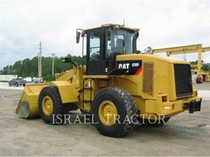 CAT TRADE-IN WHEEL LOADERS/INTEGRATED TOOLCARRIERS 938H equipment  photo 1