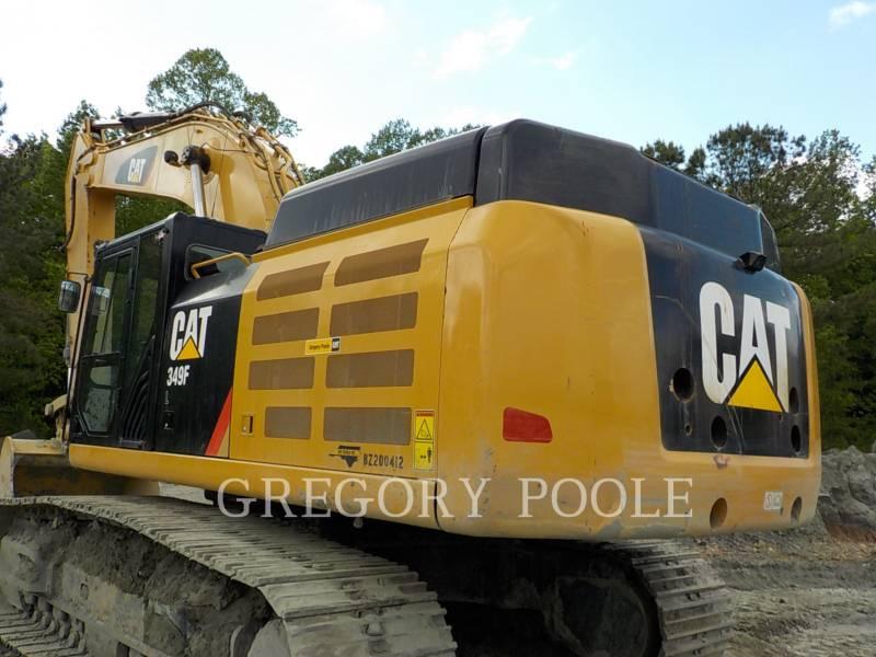 CATERPILLAR PELLES SUR CHAINES 349F L equipment  photo 8
