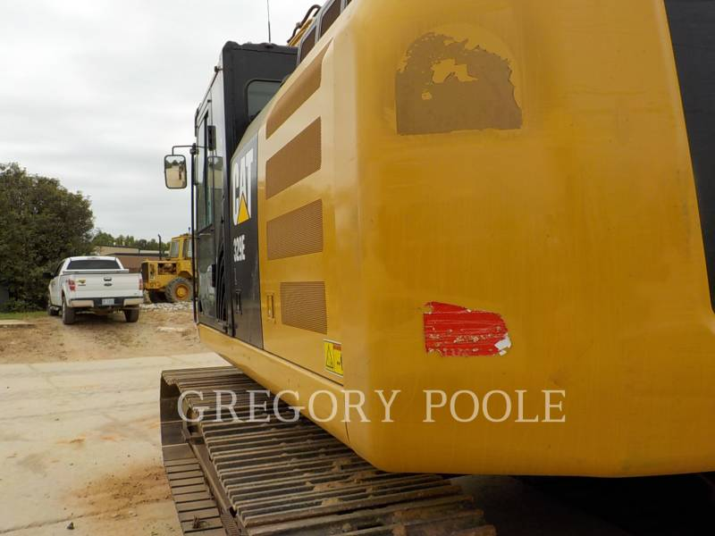 CATERPILLAR TRACK EXCAVATORS 329E L equipment  photo 9