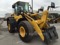 Equipment photo KOMATSU CANADA WA270 WHEEL LOADERS/INTEGRATED TOOLCARRIERS 1