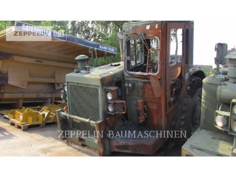 CATERPILLAR SCHÜRFZÜGE 621B equipment  photo 4