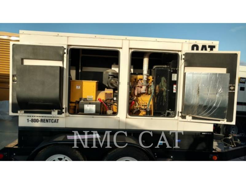 CATERPILLAR PORTABLE GENERATOR SETS XQ60P2 equipment  photo 4
