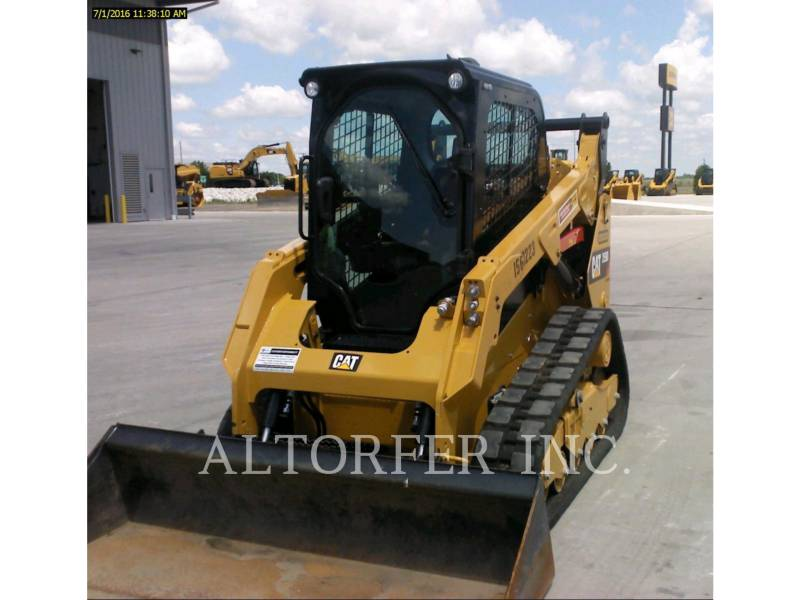 CATERPILLAR MULTI TERRAIN LOADERS 259D B equipment  photo 1