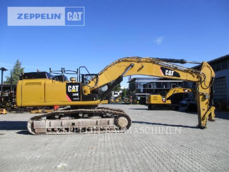 CATERPILLAR トラック油圧ショベル 349EL equipment  photo 7