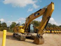 CATERPILLAR KETTEN-HYDRAULIKBAGGER 329FL equipment  photo 4