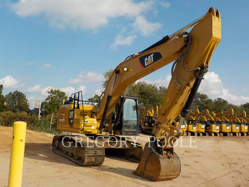 Caterpillar EXCAVATOARE PE ŞENILE 329FL equipment  photo 4