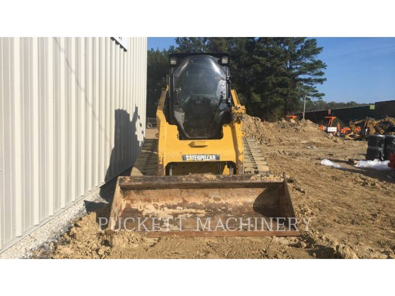 CATERPILLAR MULTI TERRAIN LOADERS 289 C SERIES 2 equipment  photo 7