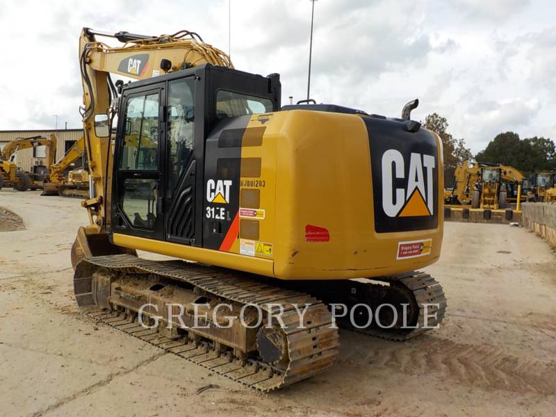 CATERPILLAR PELLES SUR CHAINES 312E L equipment  photo 7