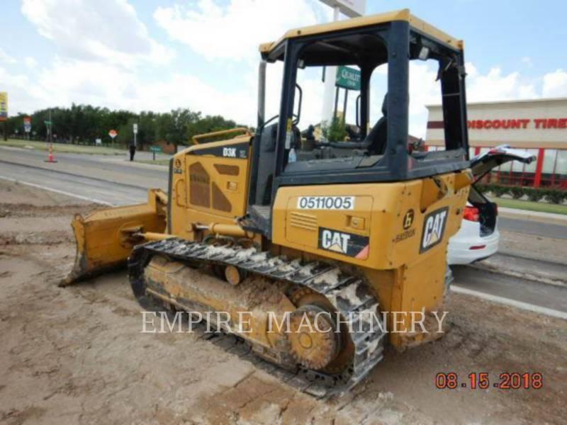 CATERPILLAR TRACK TYPE TRACTORS D3KXL equipment  photo 2
