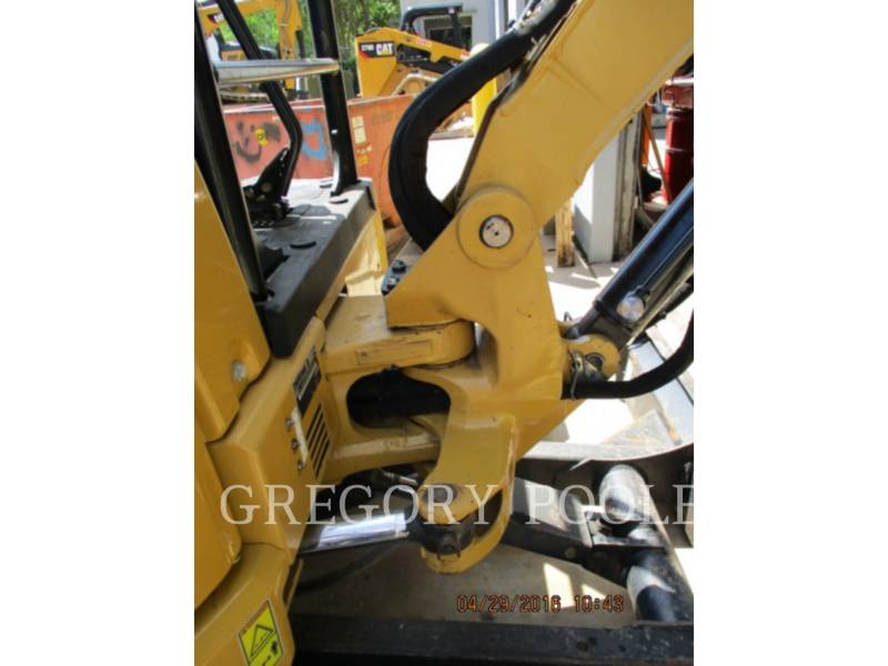 CATERPILLAR KETTEN-HYDRAULIKBAGGER 303.5E CR equipment  photo 15