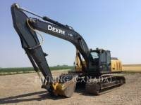 Equipment photo JOHN DEERE 270D LC TRACK EXCAVATORS 1