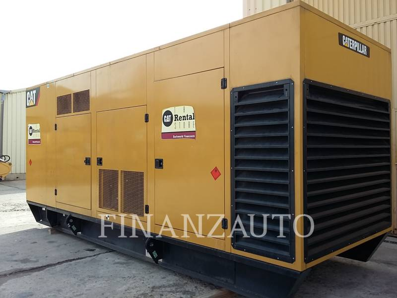 CATERPILLAR MODULES D'ALIMENTATION (OBS) 3412 PGBI equipment  photo 8