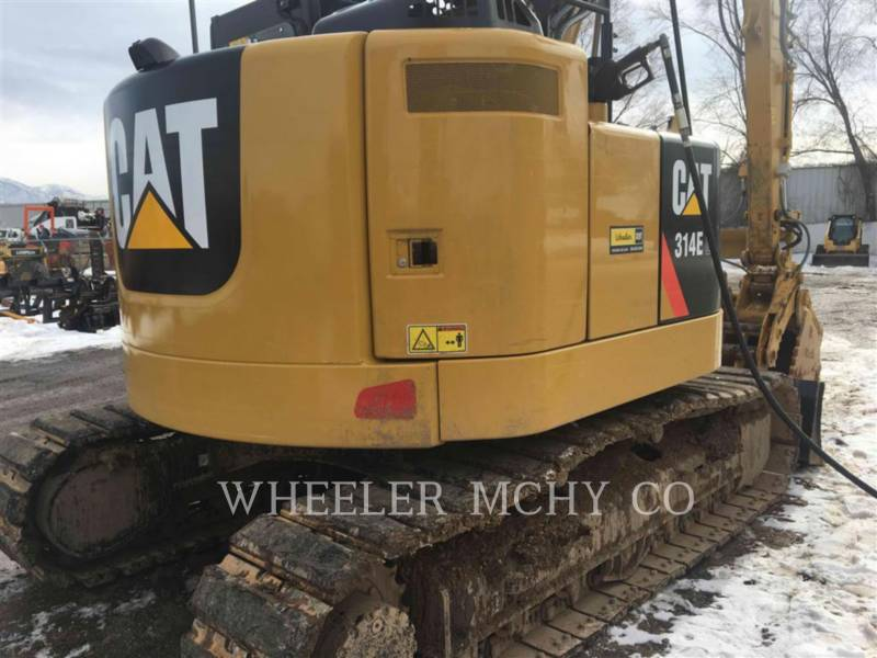 CATERPILLAR PELLES SUR CHAINES 314E L CF equipment  photo 3