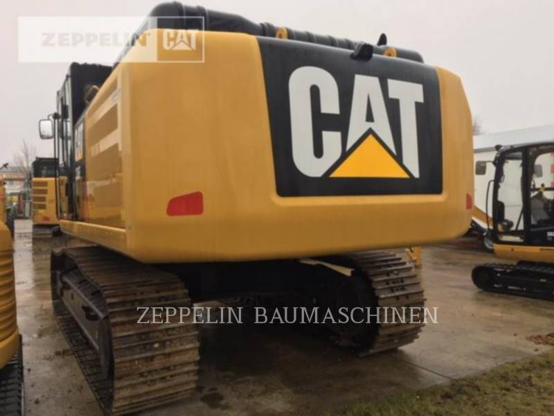 CATERPILLAR PELLES SUR CHAINES 336FLNDCA equipment  photo 4