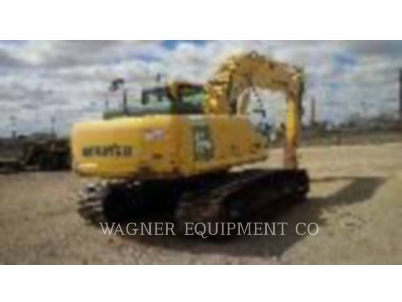 KOMATSU TRACK EXCAVATORS PC220LC-8 equipment  photo 4