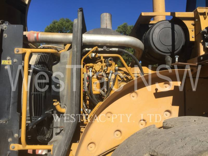 CATERPILLAR CHARGEURS SUR PNEUS/CHARGEURS INDUSTRIELS 972H equipment  photo 5