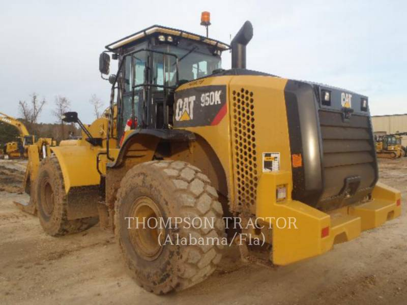 CATERPILLAR CARGADORES DE RUEDAS 950K LL equipment  photo 4