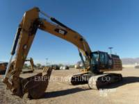 CATERPILLAR TRACK EXCAVATORS 349EL   ST equipment  photo 6