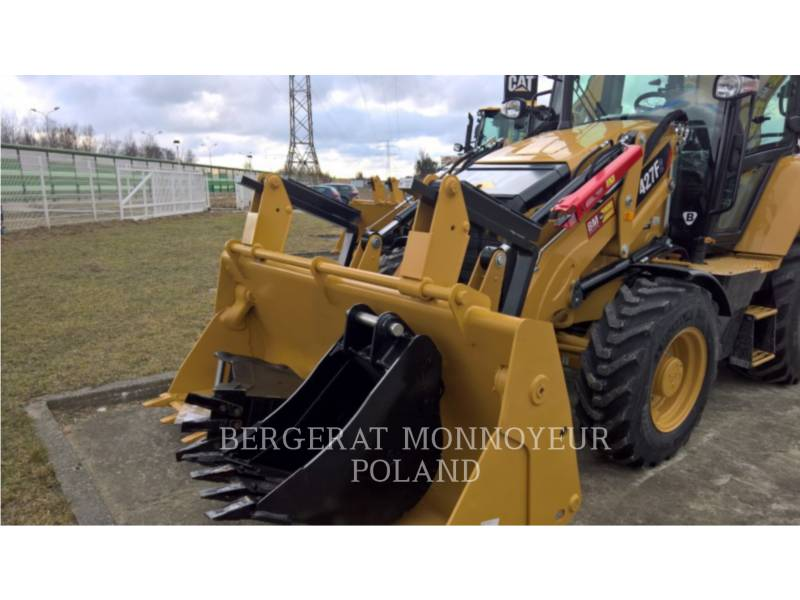CATERPILLAR KOPARKO-ŁADOWARKI 427F2 equipment  photo 5