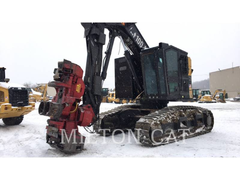 CATERPILLAR FORESTRY - FELLER BUNCHERS 521 equipment  photo 1