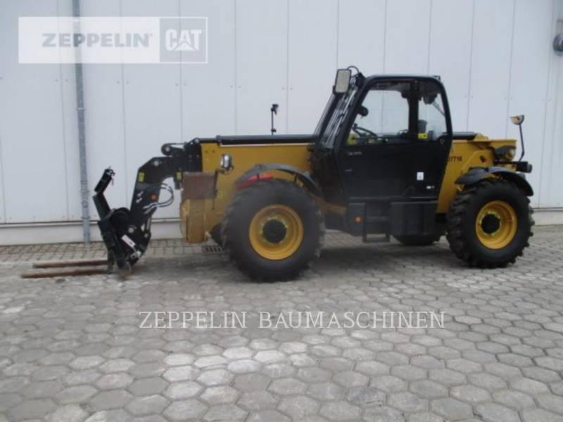 CATERPILLAR ŁADOWARKI TELESKOPOWE TH417C equipment  photo 5