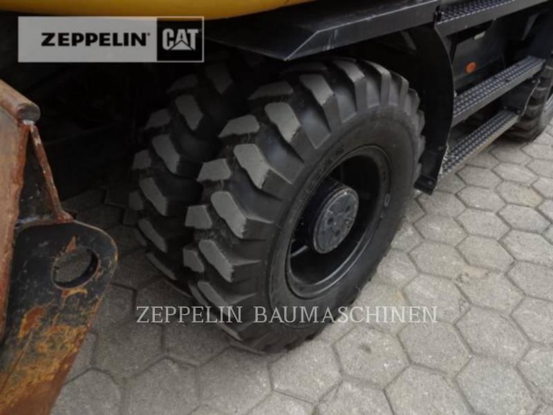 CATERPILLAR PELLES SUR PNEUS M314F equipment  photo 19