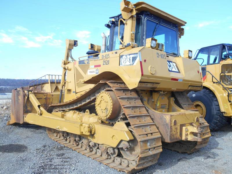 CATERPILLAR BERGBAU-KETTENDOZER D8T equipment  photo 2