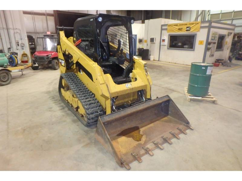 CATERPILLAR DELTALADER 259D equipment  photo 1