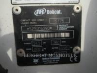 BOBCAT MINIÎNCĂRCĂTOARE RIGIDE MULTIFUNCŢIONALE S175 equipment  photo 3