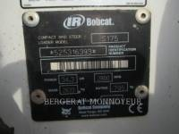 BOBCAT スキッド・ステア・ローダ S175 equipment  photo 3