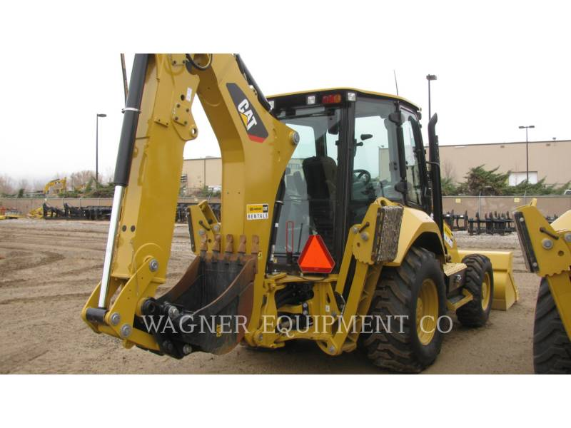 CATERPILLAR CHARGEUSES-PELLETEUSES 420F2 4WDE equipment  photo 2