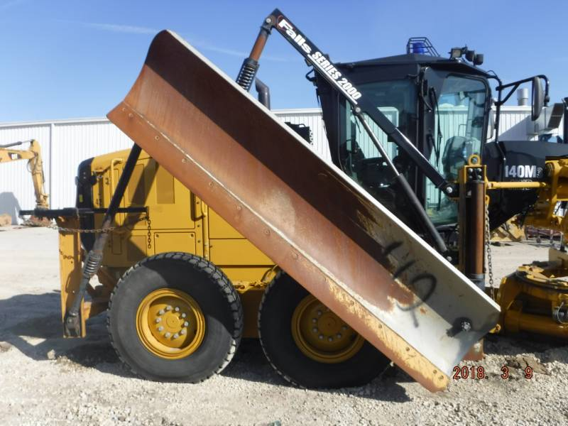 CATERPILLAR MOTONIVELADORAS 140M3AWD equipment  photo 9
