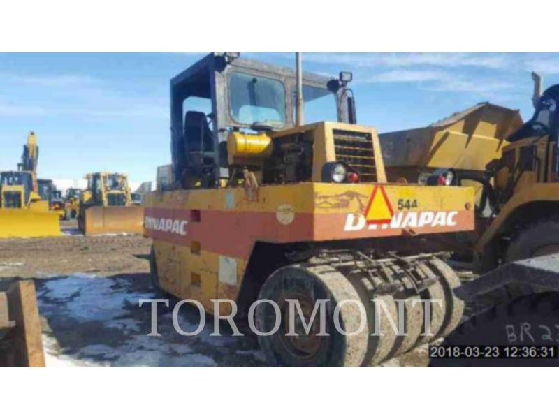 DYNAPAC COMPACTEURS CP27 equipment  photo 1