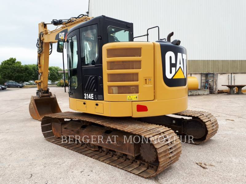 CATERPILLAR PELLES SUR CHAINES 314E equipment  photo 4