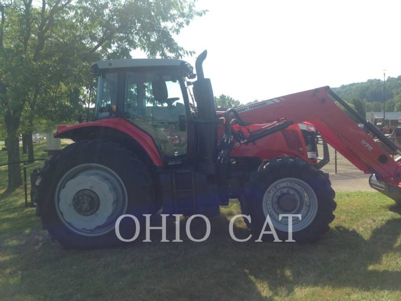 AGCO-MASSEY FERGUSON AG TRACTORS MF7620 equipment  photo 4