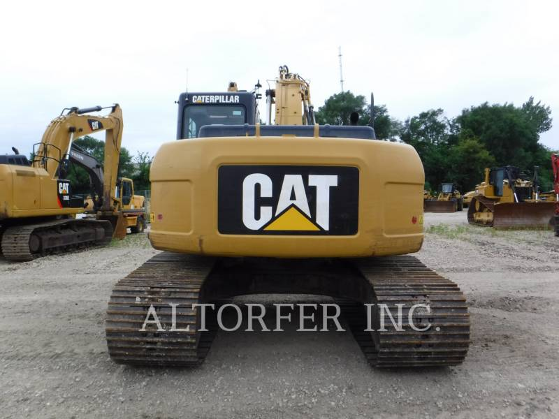 CATERPILLAR EXCAVADORAS DE CADENAS 320DL RR equipment  photo 7
