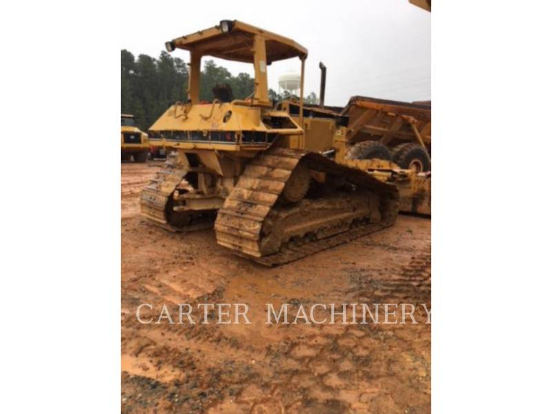 CATERPILLAR TRACTOREN OP RUPSBANDEN D6MLGP equipment  photo 2