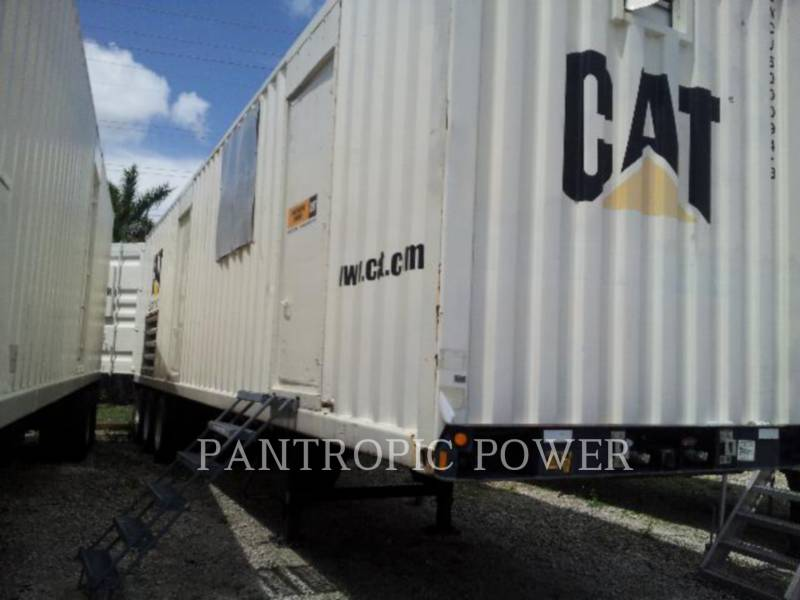 CATERPILLAR POWER MODULES XQ2000 3516B equipment  photo 1