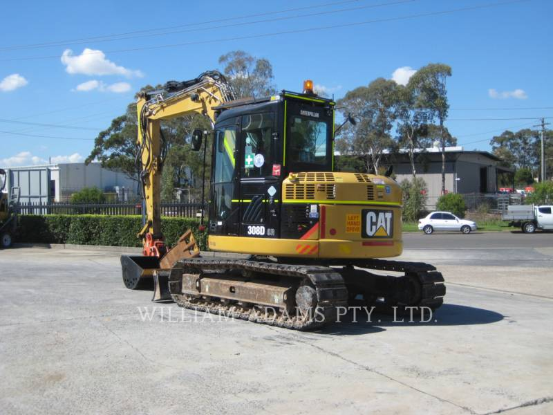 CATERPILLAR PELLES SUR CHAINES 308 D CR equipment  photo 2