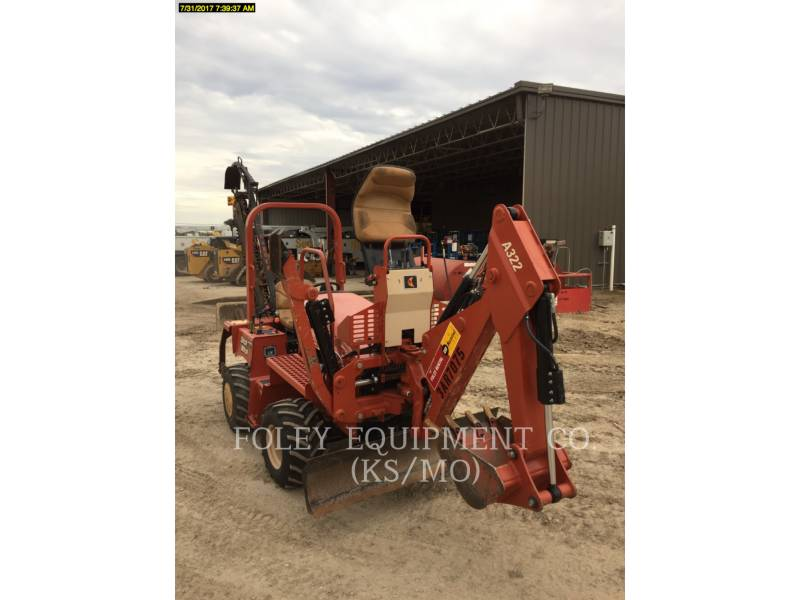 DITCH WITCH (CHARLES MACHINE WORKS) ZANJADORAS RT45 equipment  photo 2