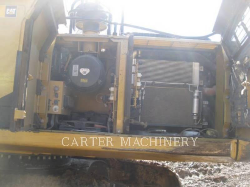 CATERPILLAR TRACK EXCAVATORS 320D FM equipment  photo 13