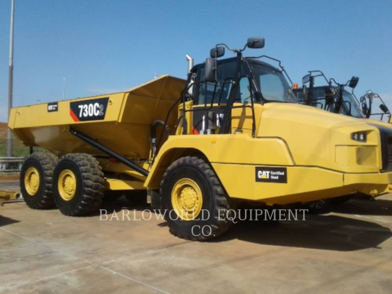 CATERPILLAR ARTICULATED TRUCKS 730 C equipment  photo 1