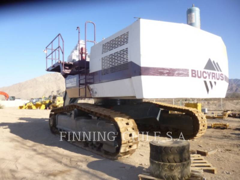 BUCYRUS-ERIE ESCAVADEIRA DE MINERAÇÃO/ESCAVADEIRA RH40E equipment  photo 7
